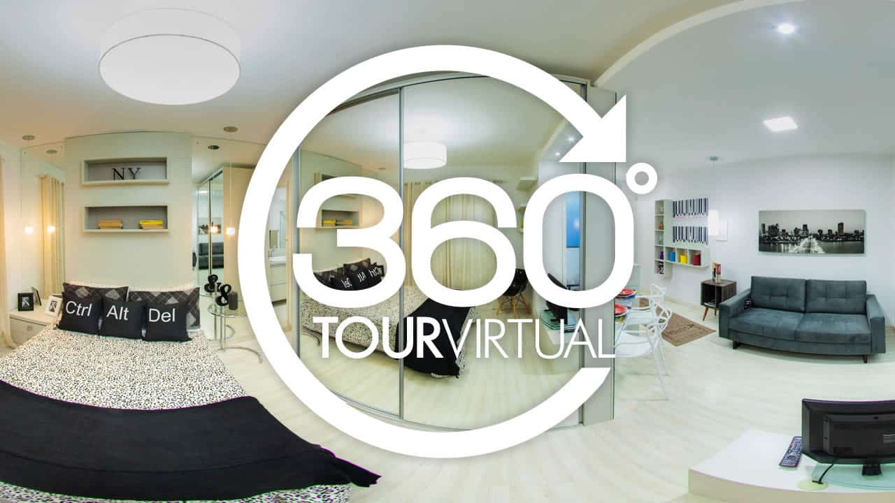 Tour Virtual do imóvel